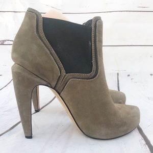 Sam Edelman Circus Leather Ankle Boot